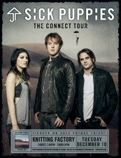 Sick Puppies, The Letter Black featuring Cure for the Fall