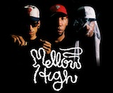 MELLOWHIGH featuring Hodgy Beats / Domo Genesis / Left Brain
