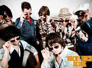 Yacht Rock Revue - The SMOOTHest Party Band in the Universe
