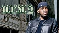 Lloyd Banks with Brandon Ross and B.Aull