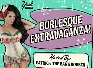 Burlesque Extravaganza!