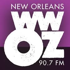 WWOZ New Orleans Party with the BS Brass Band