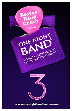 One Night Band 3 - Proceeds benefit Zumix