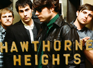 Hawthorne Heights plus Vifolly / 4:35 on a Thursday / Hooray For Autumn / Until Eleven