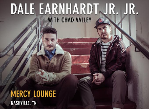 Dale Earnhardt Jr Jr with Chad Valley