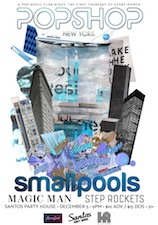 POPSHOP featuring Smallpools, Magic Man & Step Rockets