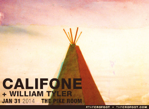 Califone with William Tyler