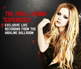 2vLive Presents: Avril Lavigne Live