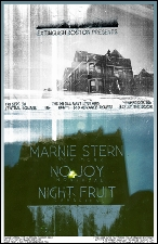 Marnie Stern , No Joy , Night Fruit