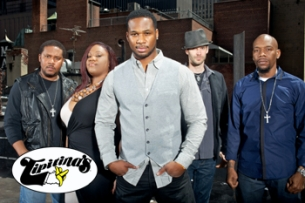 Robert Randolph & The Family Band plus Ben Miller Band