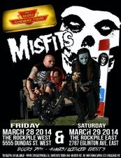 The Misfits @ Toronto