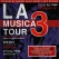 Powered By Sounds Music Group & BXC Studios Presents LA Musica Tour 3 hosted by Camile J Cruz music by @DJShowOff