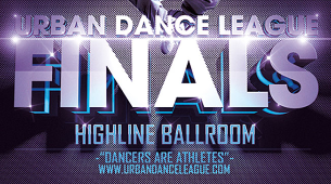 Urban Dance League Finals