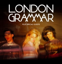 London Grammar with Vancouver Sleep Clinic