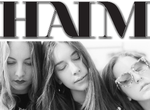 CANCELLED: HAIM with Shy Girls