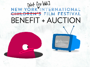 NY International [NOT FOR KIDS] Film Festival Benefit + Auction
