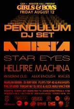 PENDULUM DJ SET featuring NOISIA / STAR EYES / Hellfire MacHina