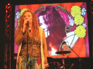 Janis Joplin Tribute - Buried Alive in the Blues