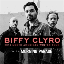 Biffy Clyro with Morning Parade