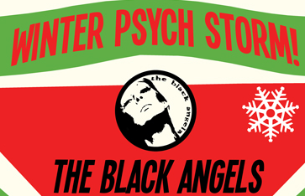 The Black Angels with Roky Erickson & Golden Animals