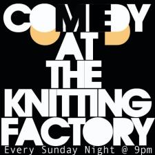 Comedy Night at The Knit