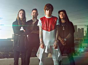 Breathe Carolina, Jonny Craig, Ghost Town, Divided By Friday