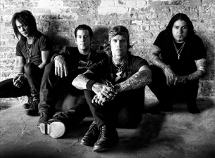 Buckcherry, Monster Truck, 3 Pill Morning, Via the Sun