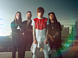 Breathe Carolina with Mod Sun / Ghost Town / Lion Fight