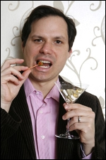 Michael Ian Black: Black Is White Tour featuring Ramon Rivas