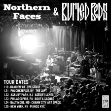 Northern Faces with Buried Beds & special guests!