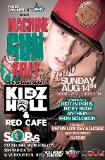 Machine Gun Kelly with Special Guests Kidz In The Hall & Red Cafe