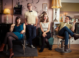 Lake Street Dive with Ages and Ages