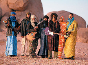 Sound Series: Tinariwen