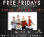 FREE FRIDAYS featuring Break of Reality