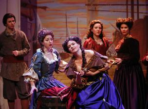 Haymarket Opera Company presents Charpentier's Actéon