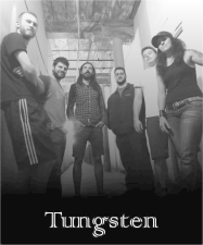 Tungsten Record Release Show featuring Power Theory / Mistress / In The Presence of Wolves