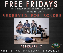 FREE FRIDAYS featuring Reserved for Rondee