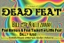 DeadFeat: Anders Osborne, Bill Kreutzmann, Paul Barrere and Fred Tackett of Little Feat, Billy Iuso and more, Performing Grateful Dead, Little Feat, Anders Osborne and more / 2 DAY TICKET
