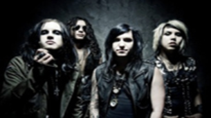 Escape the Fate with Eve To Adam / New Years Day / Discount Cinema