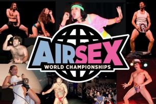 Air Sex World Championships : NYC Winter Classic