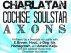 Notes and Bolts presents : Charlatan / Cochise Soulstar / Axons [Love and Radiation] / Followed by a Freestyle Battle