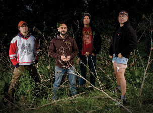 Propagandhi with The Flatliners / Allout Helter