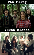 The Fling plus Yukon Blonde / 123wow!