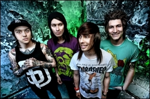 Pierce the Veil / Miss May I with Woe Is Me / The Amity Affliction / Letlive