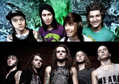 Pierce The Veil / Miss May I / Letlive / Woe Is Me / The Amity Affliction