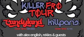 Girls & Boys featuring Candyland / Kill Paris / Alex English / rekLES
