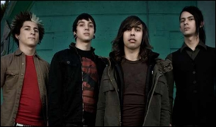 Pierce the Veil featuring Miss May I / Woe Is Me / Letlive / The Amity Affliction
