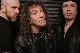 Anvil plus Papa Wheelie (featuring Jason Newsted formerly of Metallica)