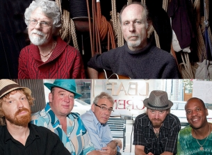 A Tribute To Little Feat feat. Little Feat members Paul Barrere & Fred Tackett backed by The New Orleans Suspects Performing Little Feat & more : 3 SHOWS IN 1! Featuring a full electric set of Little Feat by Paul, Fred & the NOLA Suspects