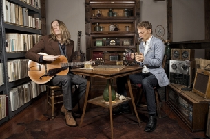 SOLD OUT - The Wood Brothers with Angel Snow